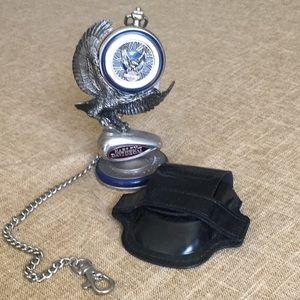 Harley Davidson Pocket Watch